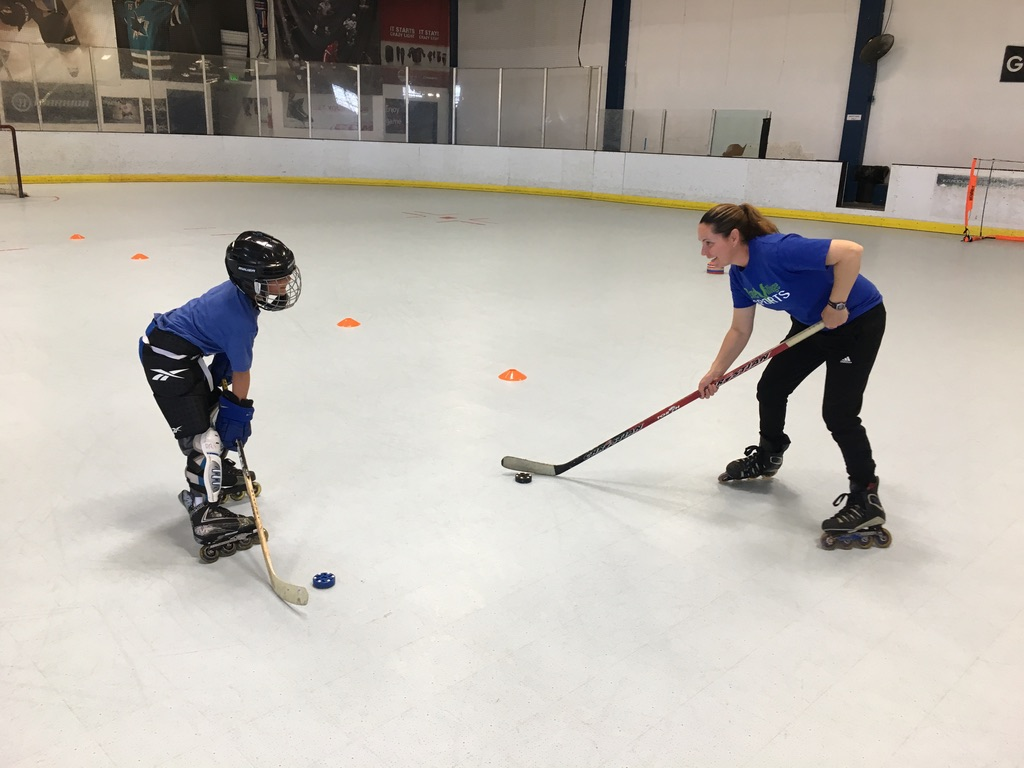 One Village Sports - Inline Hockey Classes and Private Lessons