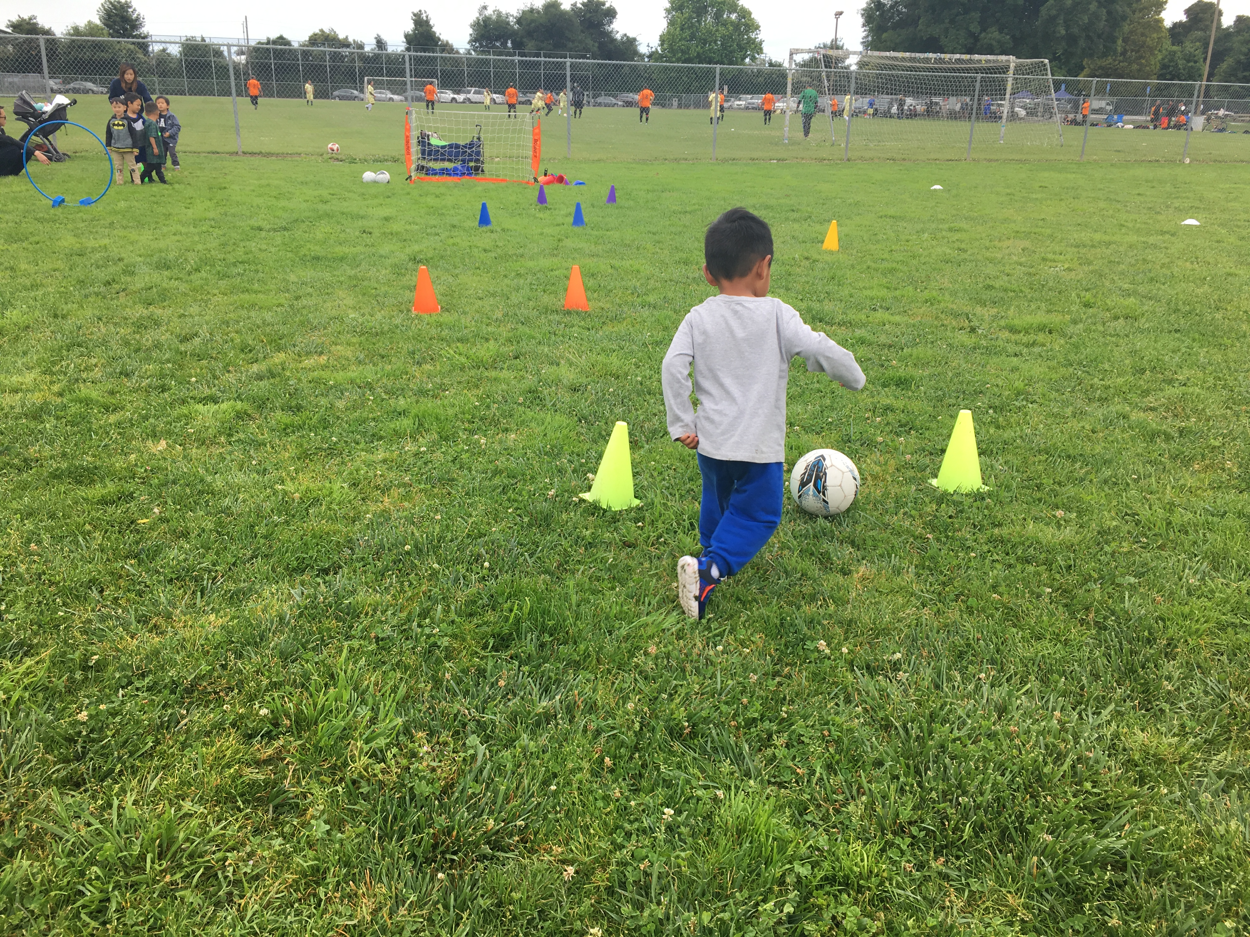 KickStart Soccer Classes