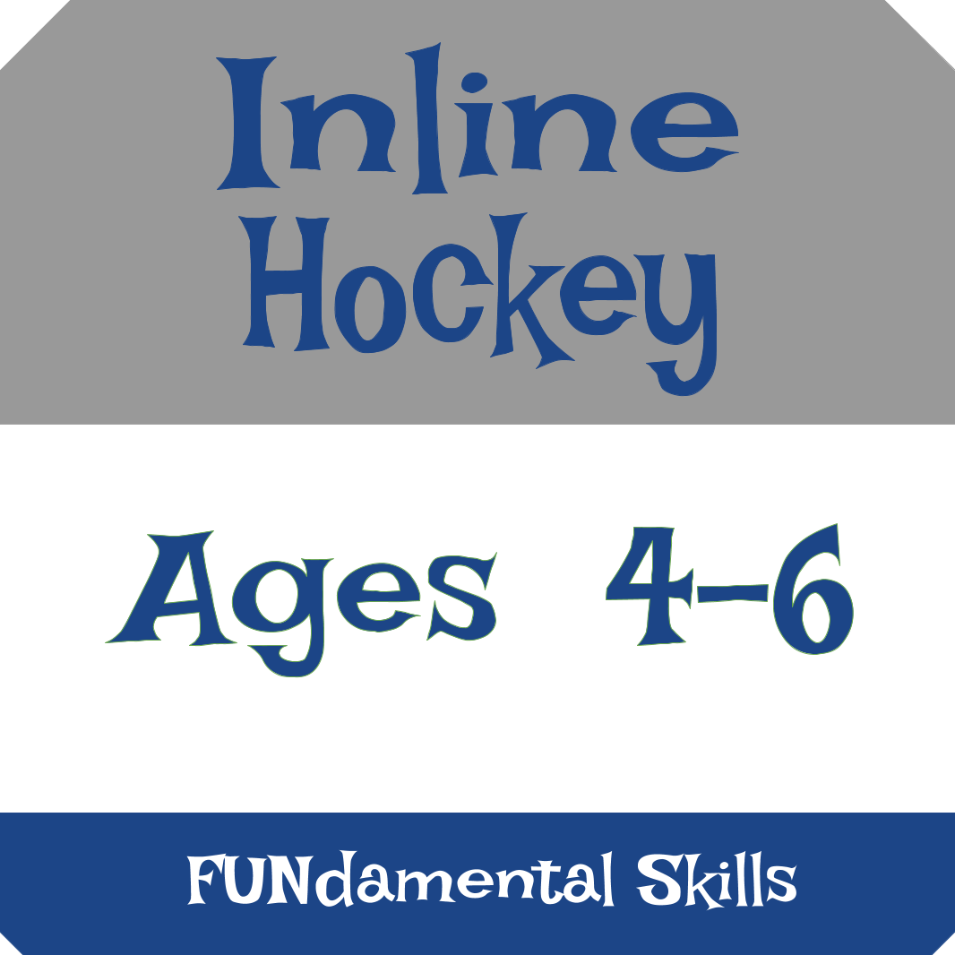 Youth Inline Hockey - Ages 4-6