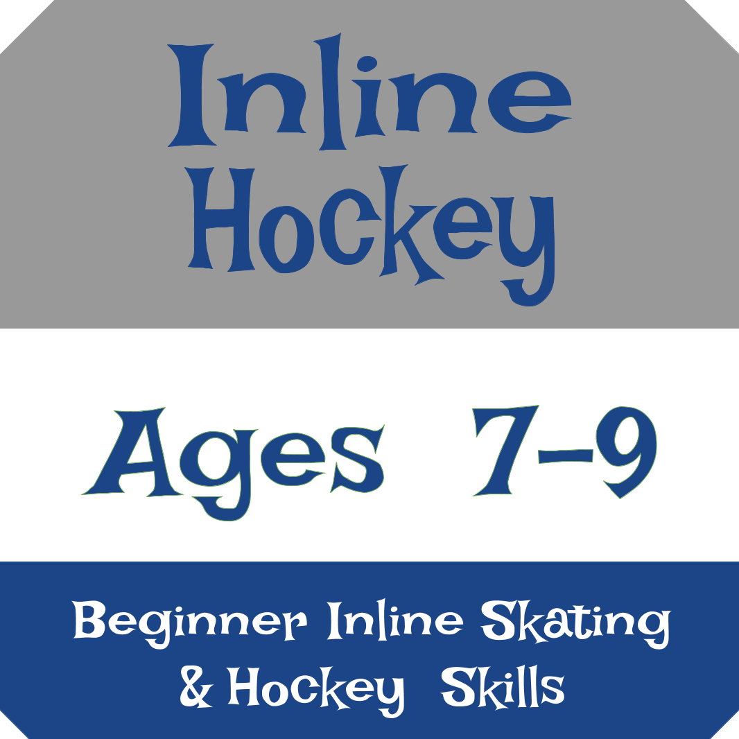 Youth Inline Hockey - Ages 7-9